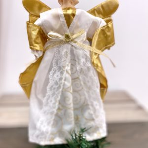 Traditional Tree Topper Angel 6013A