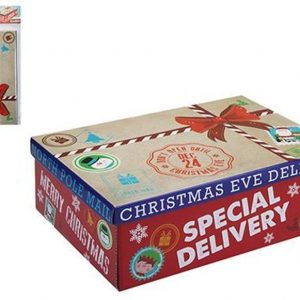 Christmas Eve Box 'special delivery'